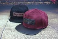 割引セールシュプリーム帽子新作スエードキャップSUPREME CAP 偽物ボックスロゴキャップスポーツレッドブラック
