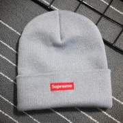 激安大特価100%新品シュプリーム偽物キャップニット帽SUPREME2017AW BOX LOGO CAPニットキャップブラック3色可選