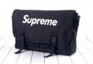 ブラック ネイビー レッド パープル ブルー ポリエステル SUPREME Box Logo Tee シュプリーム ボックスロゴ 5色選択 海外販売 メンズショルダーバッグ.
