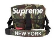 2017 秋冬 迷彩 NEW YORK x SUPREME ショルダー ニューヨーク x シュプリーム 数量限定お買い得 男性 ウエストバッグ.