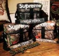 人気定番大人気なSUPREME / NEW YORK シュプリーム ニューヨーク ミリタリー メンズヒップバッグ.