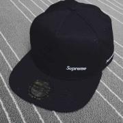 大特価!シュプリーム偽物タグニューエラキャップSUPREMEオンライン刺繍ロゴ旅行日常コーデ帽子ブラック