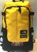 期限限定 SUPREME THE NORTH FACE ナイロン リュック シュプリーム x ノースフェイス 黒 青 黄色い 3色 アウトドアカバン通販.
