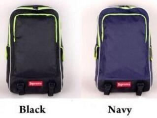 秋冬新作 シュプリーム リュック 17AW Backpack バックパック SUPREME バッグ ブラック 6色選択 男女兼用カバン.