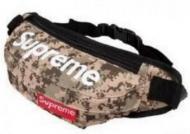人気定番低価 SUPREME ボディ バッグ ミリタリー ナイロン メンズ 斜め 肩がけ シュプリーム バムバッグ.