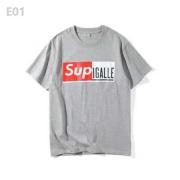 新品 SUPREME tシャツ 激安 シュプリーム SUP IGALLE 半袖 Tシャツ ブラック ホワイト グレー ボックスロゴ コットン