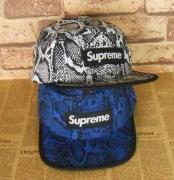 トレンドファッションシュプリーム帽子 新作ボックスロゴキャップSUPREMEオンラインアウトドアスポーツブルー2色可選