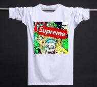 SUPREME 通販 シュプリーム ボックスロゴ Box Logo 長袖 プリント Tシャツ クルーネック ブラック ホワイト