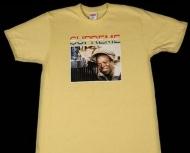 シュプリーム/バーリントン・リーヴィ SUPREMExBarrington Levy & Jah Life Englishman Tee Tシャツ イエロー 2016ss