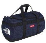 ブラック シュプリーム xノースフェイス ボストンバッグ SS17 SUPREME THE NORTH FACE backpack.