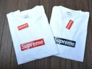 数量限定定番人気なシュプリーム SUPREME BOX Logo Tee ボックスロゴ 半袖Tシャツ メンズ WHITE 200-006848-020+ コットン生地.