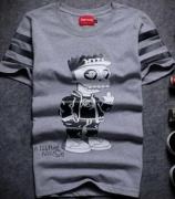SUPREME シュプリーム 偽物 メンズ半袖 Tシャツ ホワイト グレー 2色 コットン カットソー Athletic Label LS Top ロンティー ロンT.