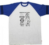 2018最新入荷 SUPREME シュプリーム メンズ半袖Tシャツ ヴィーナス セクシー レディース プリント ホワイト*ブルー.