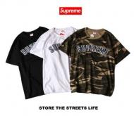 上質シュプリームコピーおすすめ半袖TシャツSUPREMETシャツ安いプリントTシャツインナートップス3色可選