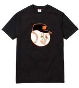 数量限定HOTシュプリーム 半袖 偽物プリントTシャツSUPREME COPY 半袖Tシャツ2色可選