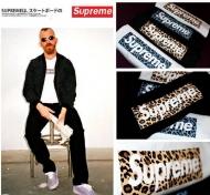 ファッションシュプリーム レオパードボックスロゴ SUPREME BOX LOGO 偽物 JASON DILL プリントTシャツ 3色可選