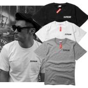 お得安いシュプリームオンライン半袖TシャツSUPREMEスーパーコピープリントTシャツ3色可選