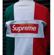 2017AW新品 SUPREME シュプリーム  ラグビーシャツ Split Rugby 長袖 イタリアカラー 3色選択 ポロシャツ.