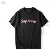 SUPREME Tシャツ サイズ感 シュプリーム 半袖 ホワイト、ブラック、グレー3色選択 ストリート コットン.