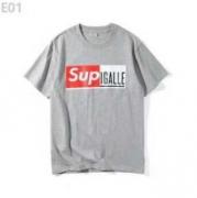 SUPREME x PIGALLE シュプリーム tシャツ サイズ感 半袖 ホワイト、ブラック、グレー3色選択 男女兼用.