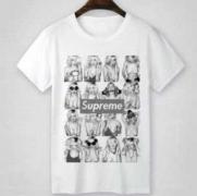 シュプリーム コピー SUPREME tシャツ サイズ ショートスリーブ グレー,ホワイト2色選択 男女兼用 コットン生地.