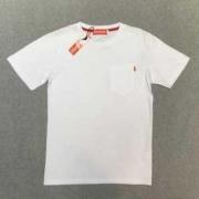 シュプリーム 偽物 t シャツ SUPREME 半袖 tシャツ ホワイト、グレー、ブラック3色選択 ポケット男女兼用.