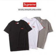 SUPREME ボックスロゴ シュプリーム tシャツ box logo コットン100% 多色選択  半袖Tシャツ 男女兼用.