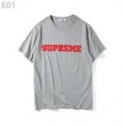 SUPREME Tシャツ シュプリーム コピー品 半袖 コットン生地 ホワイト、ブラック、グレー、ブルー4色.