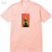 今買い◎得 SUPREME シュプリーム 半袖Tシャツ 4色可選  2017 海外セレブ愛用