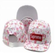HOT人気セールSUPREME 偽物 通販 シュプリーム キャップ ブランド 花柄 可愛いモモの花 プリント ファッション スト派