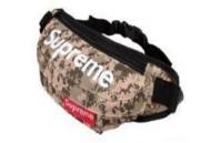 大注目の2018春夏人気入荷SUPREME ウエストポーチ おしゃれ 迷彩ファッションの存在感抜群 耐久性いい メンズバッグ