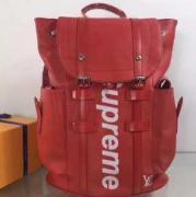 爆買いお買い得 赤い リュック 人気 メンズ ブランド supreme レディース おしゃれ シュプリーム 通学 大容量