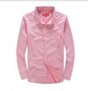 2018注目美品SUPREMEコピー長袖シャツシュプリームカジュアルメンズシャツ多色可選