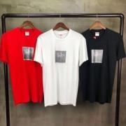 シュプリーム SUPREME 3色可選 18新作ユニセックス 半袖Tシャツ かっこいい アイテム