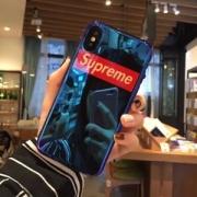 Supreme iPhoneケース ブランド コピー 2018人気入荷新作 綺麗 iphoneXケース insファション 同款アイテム 素敵 高品質