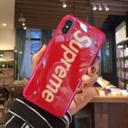今季気になる!シュプリーム iPhoneケース コピー 新デザインSupreme iphoneXケースins Fashion海外流行り 超レア入手困難 上品