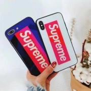 人気新作 シュプリーム 店舗 偽物 iPhone6 plus/6s plusケース 激安 ヒットした価格販売supremeロゴ 2018最新限定 セール