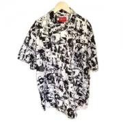最新!Supreme お買い得お得人気 お洒落 シュプリーム 通販 Tシャツ デザイン コピー 吸汗 総柄 通気性抜群