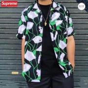 大注目美品!Supreme 限定 新作 セール 花柄 シュプリーム シャツ 偽物 ファション ユニセックス 人気 快適