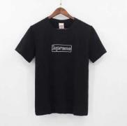 18SS 新商品!SUPREME×KAWS ファション 定番 BOX LOGO シュプリーム Tシャツ スーパーコピー ホワイト ブラック