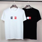 新商品VIP割★Supremeボックスロゴ 定番 18SS人気セール シュプリーム Tシャツ 偽物 夏スタイル 半袖 ホワイト ブラック