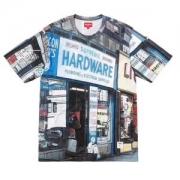 シュプリーム SUPREME 大ヒット Hardware SS Top  半袖Tシャツ 18新作ユニセックス