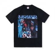 Supreme 18FW Liquid Swords Tee 極美品 Tシャツ/半袖 4色選択可 抜群な新鮮度